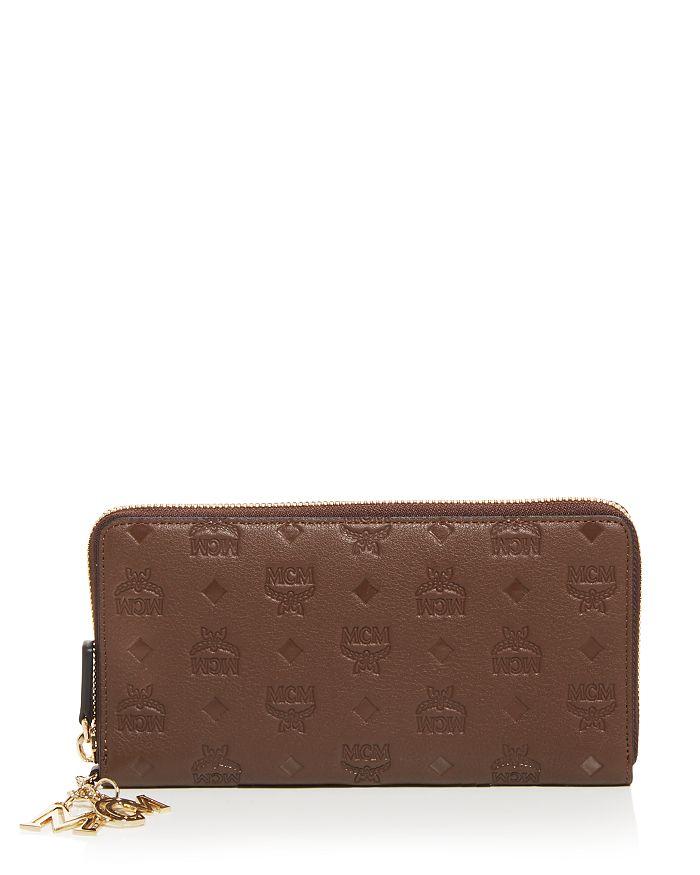 MCM - Medium Leather Continental Wallet
