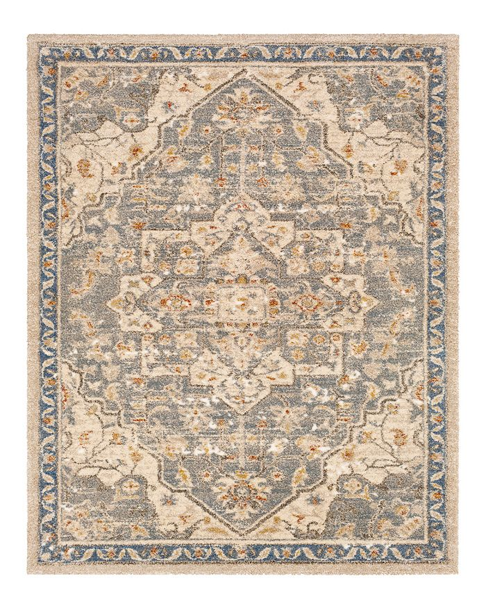 Surya Tuscany Area Rug, 9' X 12'1 In Blue