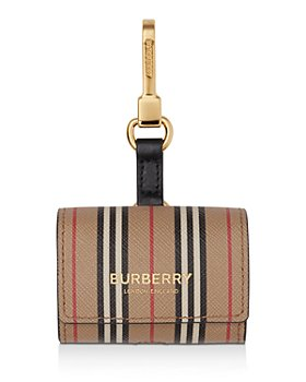 Burberry - AirPods Pro E-Canvas Clip Case