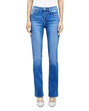 L\\\'Agence Oriana Straight-Leg Jeans-Women
