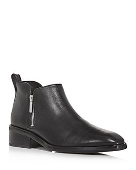 3.1 Phillip Lim - Women's Alexa Double Zip Ankle Booties