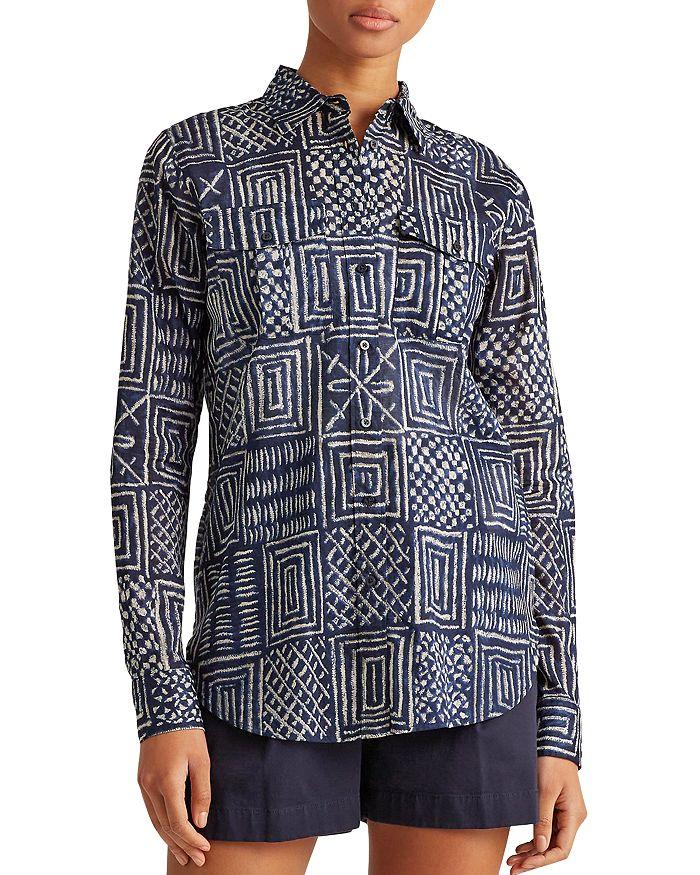 Ralph Lauren - Printed Cotton Shirt