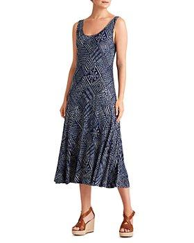 Ralph Lauren - Printed Midi Dress
