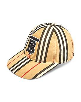 Burberry - Boys' Stripe Baseball Cap - Big Kid