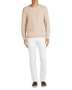 J Brand - Tyler Slim Fit Jeans in Whitman