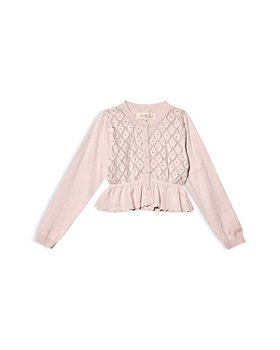 Tutu Du Monde - Girls' Camille Cotton Cardigan - Little Kid, Big Kid