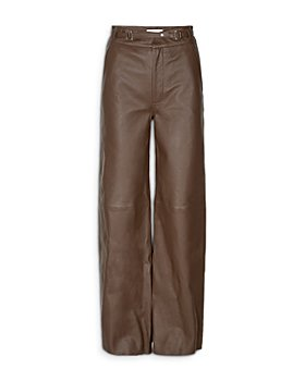 REMAIN - Leather Bocca Pants