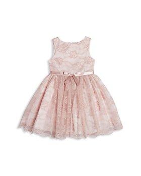 Pippa & Julie - Girls' Chantilly Lace Dress - Little Kid