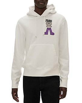 Helmut Lang - Cotton Graphic Hoodie