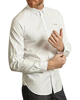 Maison Labiche - The Dude Cotton Classic Fit Button Down Shirt