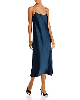 Vince - Satin Slip Dress