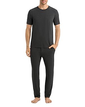 Hanro Casual Drawstring Pants-Men
