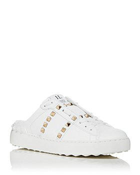 Valentino Garavani - Women's Rockstud Untitled Slide Sneakers