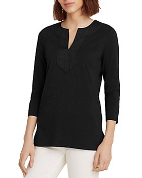 Ralph Lauren - Three Quarter Sleeve Top