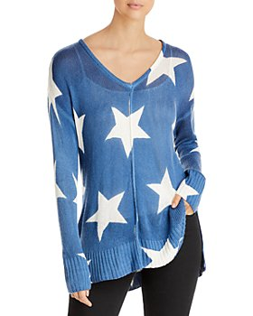 Elan - Star Print Sweater