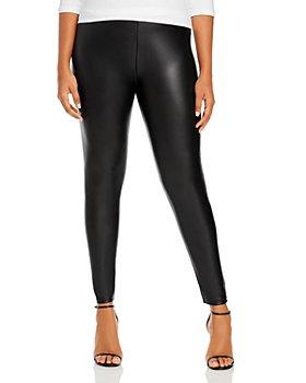 AQUA Curve - Plus Size High Waist Leggings - 100% Exclusive