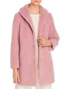 kate spade new york - Faux Fur Coat