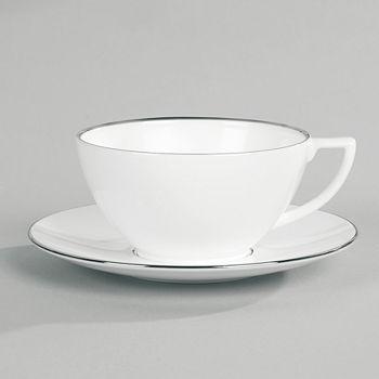 "Wedgwood - Jasper Conran at  ""Platinum"" Tea Saucer"