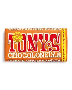 Tony's Chocolonely - Milk Chocolate Caramel Bar