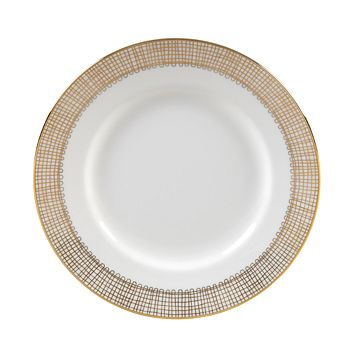 Wedgwood - Gilded Weave Bread & Butter Plate