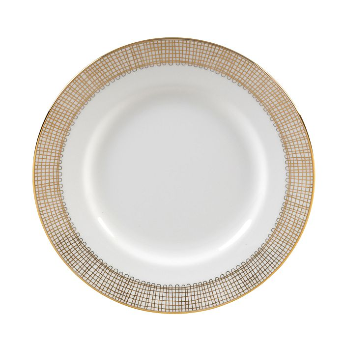 "Vera Wang - for Wedgwood ""Gilded Weave"" Bread & Butter Plate"