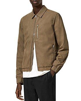 ALLSAINTS - Porter Cotton Blend Jacket