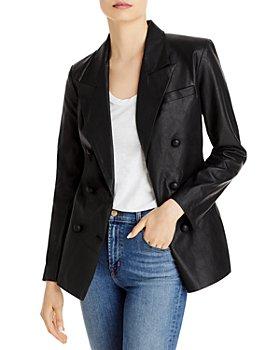 BLANKNYC - Faux Leather Jacket