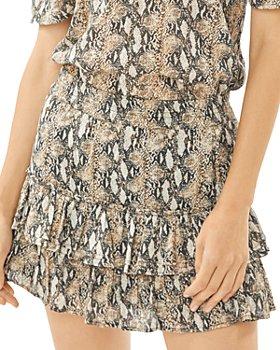 Generation Love - Audrina Ruffled Mini Skirt