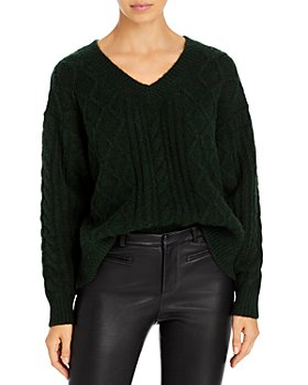 See by Chloé - Aran Knit Sweater