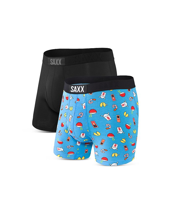 SAXX - Ultra 3D Relaxed Fit Boxer Briefs Pack of 2