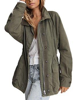 rag & bone - Mazie Cotton Jacket