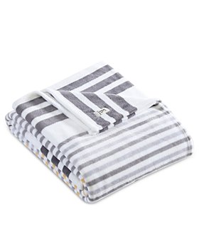 ED Ellen Degeneres - Vibrant Stripes Throw