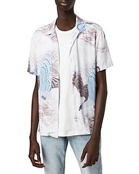 ALLSAINTS - Rapax Printed Shirt