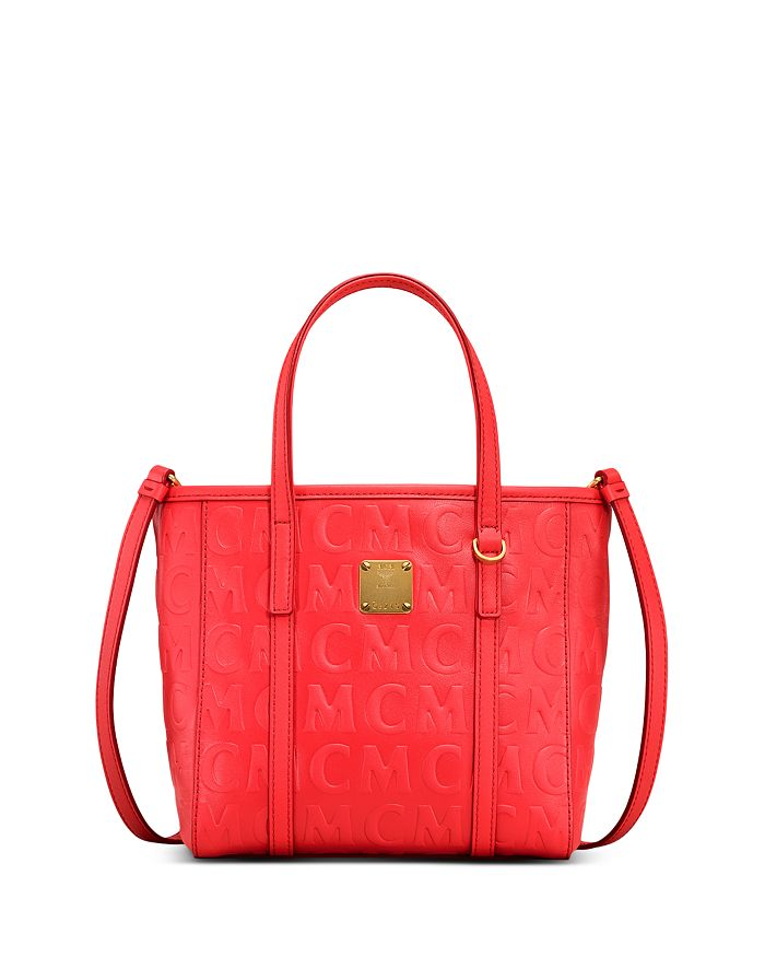 MCM - Toni Mini Leather Shoulder Bag