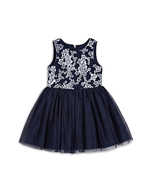 Pippa & Julie Girls\\\' Seeta Floral Embroidered Tutu Dress - Little Kid-Kids