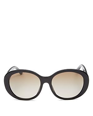 Tory Burch Women\\\'s Round Sunglasses, 55mm