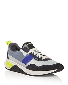 Diesel - Men's S-KB Color Block Low Top Sneakers