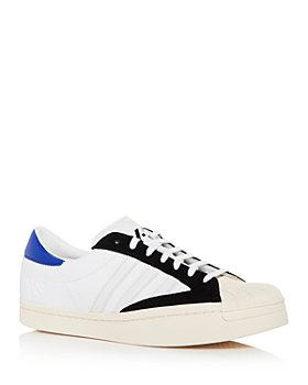 Y-3 - Men's Yohji Star Color Block Low Top Sneakers