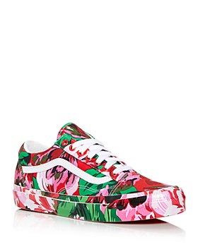 Kenzo - x Vans Men's Floral Low Top Sneaker
