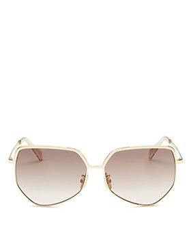 CELINE - Women's Square Sunglasses, 58mm