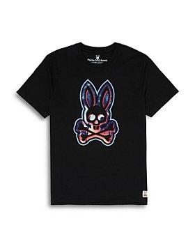 Psycho Bunny - Plockton Pima Cotton Logo Graphic Tee