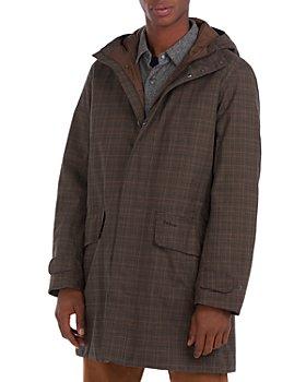 Barbour - Audell Waterproof Hooded Tartan Jacket