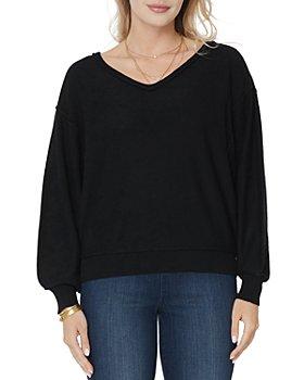 NYDJ - Dolman Sleeve V Neck Sweater
