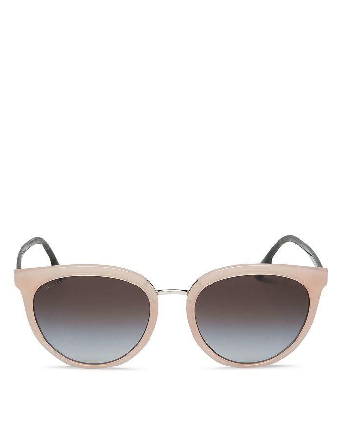 Burberry - Women's Round Sunglasses, 54mm