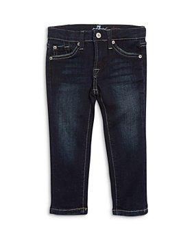 7 For All Mankind - Boys' Slimmy Slim Straight Leg Jeans - Little Kid