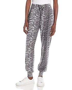 BLANKNYC - Animal Print Jogger Pants