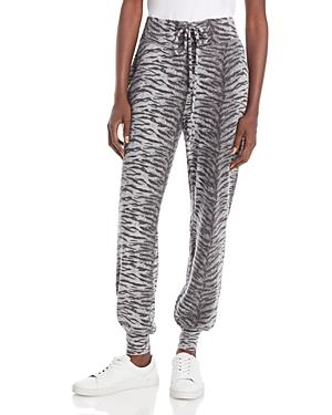 Blanknyc Animal Print Jogger Pants-Women