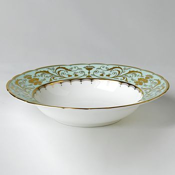 "Royal Crown Derby - ""Darley Abbey"" Rim Soup Plate"