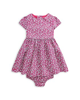Ralph Lauren - Girls' Floral Dress & Bloomers Set - Baby