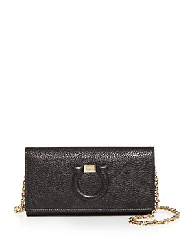 Salvatore Ferragamo - Leather Chain Wallet